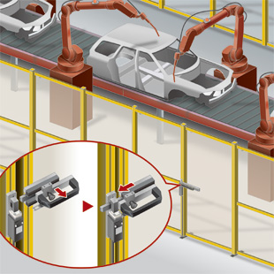 Functional door safety switches reduce reduce maintenance