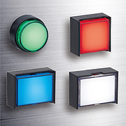 LB Series Illuminated Pushbuttons
