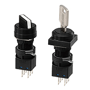 H6 Series Selector Switches