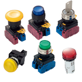 YW Series Selector Switches