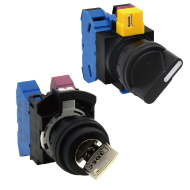 HW Series Selector Switches