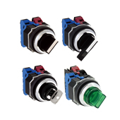 30mm Series Diecast Zinc Selector Switches