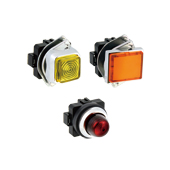 30mm TWN Series Pilot Lights