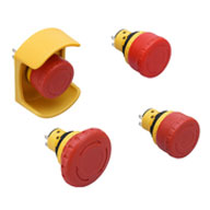 XA Series Emergency Stop Switches (Unibody)