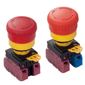 YW Series Emergency Stop Switches