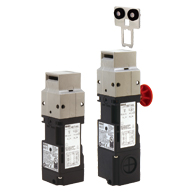 HS1T Interlock Switches with Solenoid