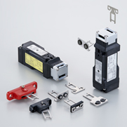 HS5L Interlock Switches with Solenoid (2-Contact)