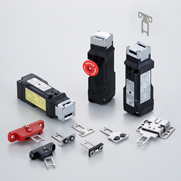 HS5L Interlock Switches with Solenoid (4-Contact)