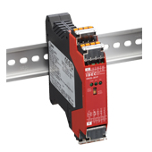 HR2S-301P/HR2S-301N Safety Relay Modules