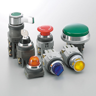 30mm Series Selector Switches