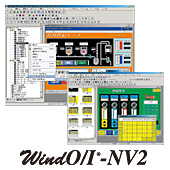 OI Touchscreen Programming Software WindO/I-NV2