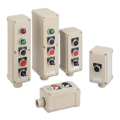 AGA Series Control Stations (Single Column)