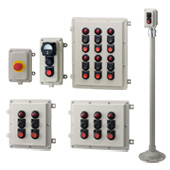 EC2B Flameproof and Increased Safety Control Boxes