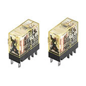 RJ Series Slim Power Relays