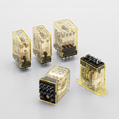 RY Series Miniature Relays