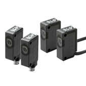 SA1E-X Miniature Photoelectric Switches (Transparent Object Sensing)