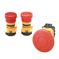 XW Series Emergency Stop Switches