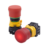 XW Series Emergency Stop Switches (Mechanical Indicator)