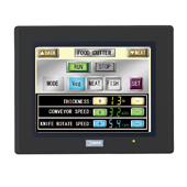 HG2G Operator Interface 5.7-inch TFT color  LCD / Dark Gray / HG2G-5TT22TF-B