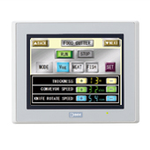 HG2G Operator Interface 5.7-inch TFT color  LCD / Silver / HG2G-5TT22TF-S
