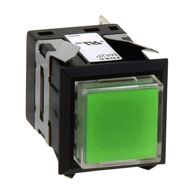 Square MA SeriesPilot Lights Square One-color Full Illuminated MA2P-131G