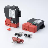 HS1L Interlock Switches with Solenoid